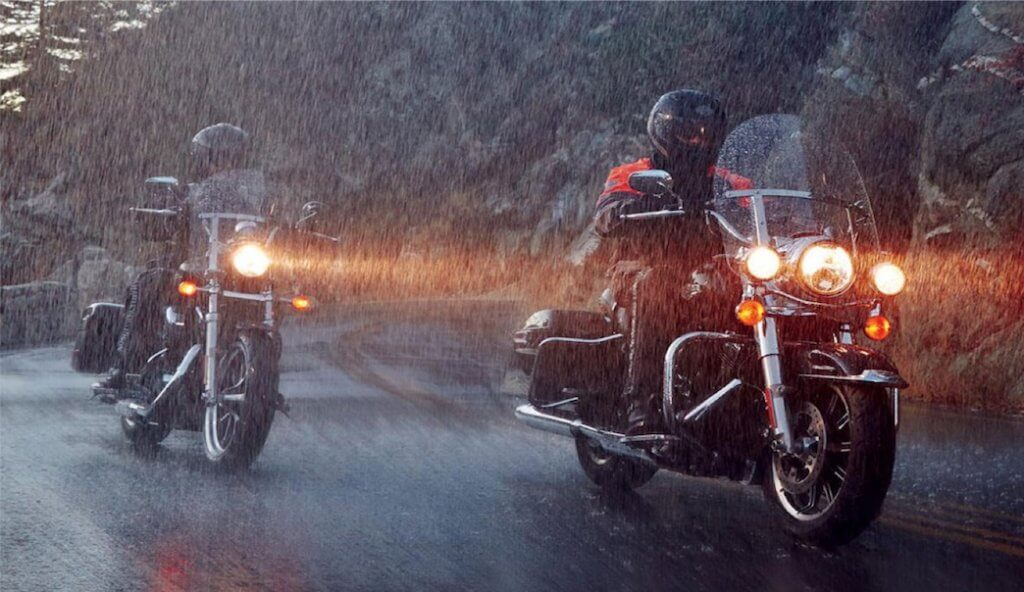 How to Take Care of Your Bike in Heavy Rains? - Acko