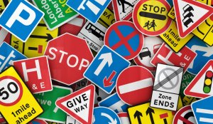 Type of Road Traffic Signs and Their Relevance