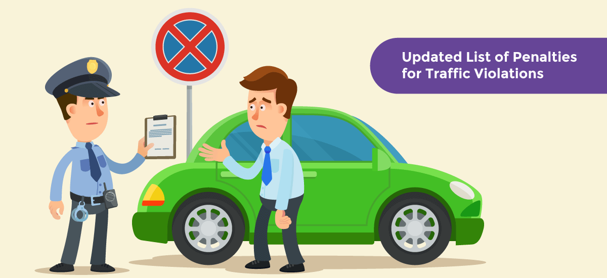 Updated List of Rules for Traffic Violations in India (From Sep 2019) - Acko