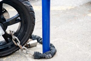 Two-wheeler Anti-theft Tips When You Leave For A Vacation