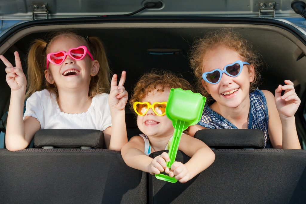 How to Make your Car 'Fun and Kid-Friendly'? - Acko