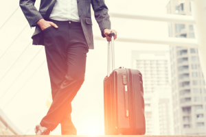 What is covered under Corporate Travel Insurance?