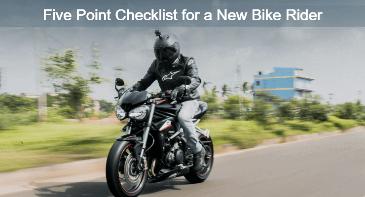 Five Point Checklist for a New Bike Rider 🚴 - Acko