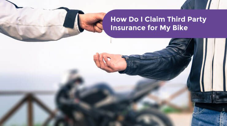 How Do I Claim Third Party Insurance for My Bike? - Acko