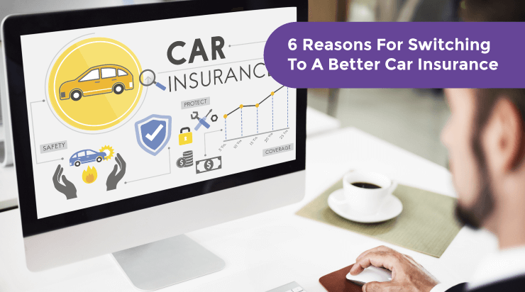Top 6 Reasons For Switching To A Better Car Insurance Company - Acko