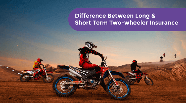 Difference Between Long & Short Term Two-wheeler Insurance