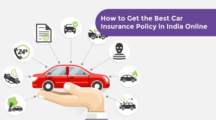 How to Get the Best Car Insurance Policy in India Online