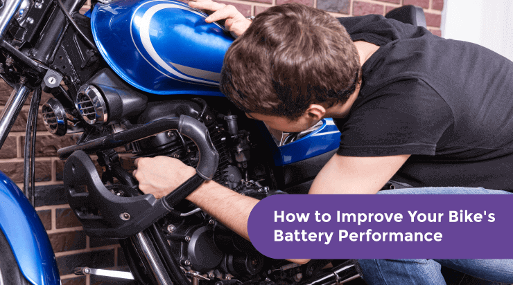 How to Improve Your Bike's Battery Performance - Acko