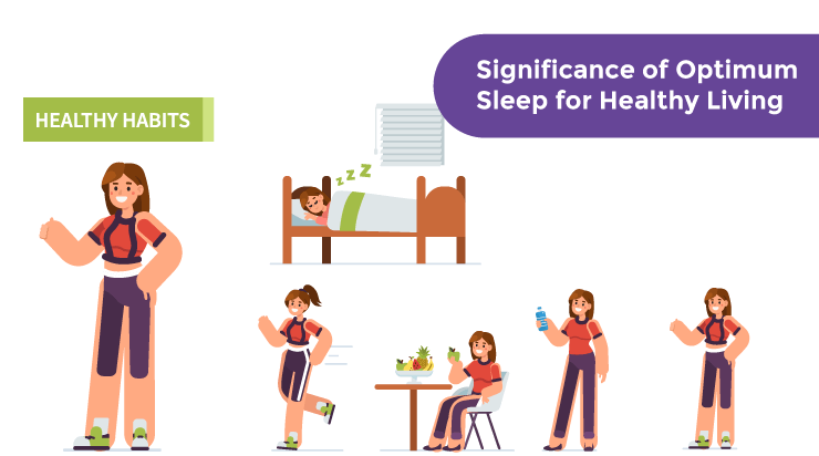 Significance of Optimum Sleep for Healthy Living