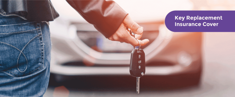 What is Key Replacement Cover in Car Insurance?
