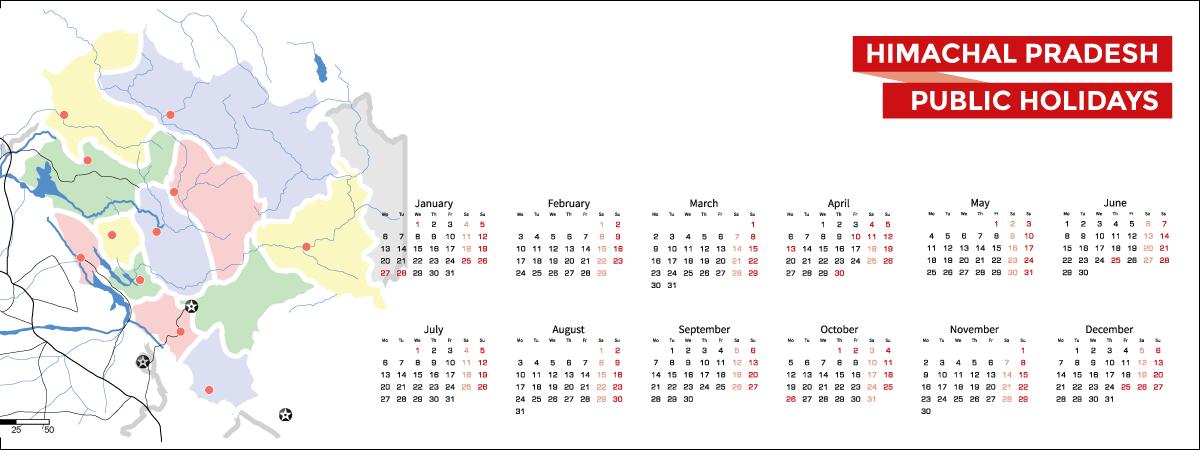 Himachal Pradesh Public Holiday List 2021 - Acko