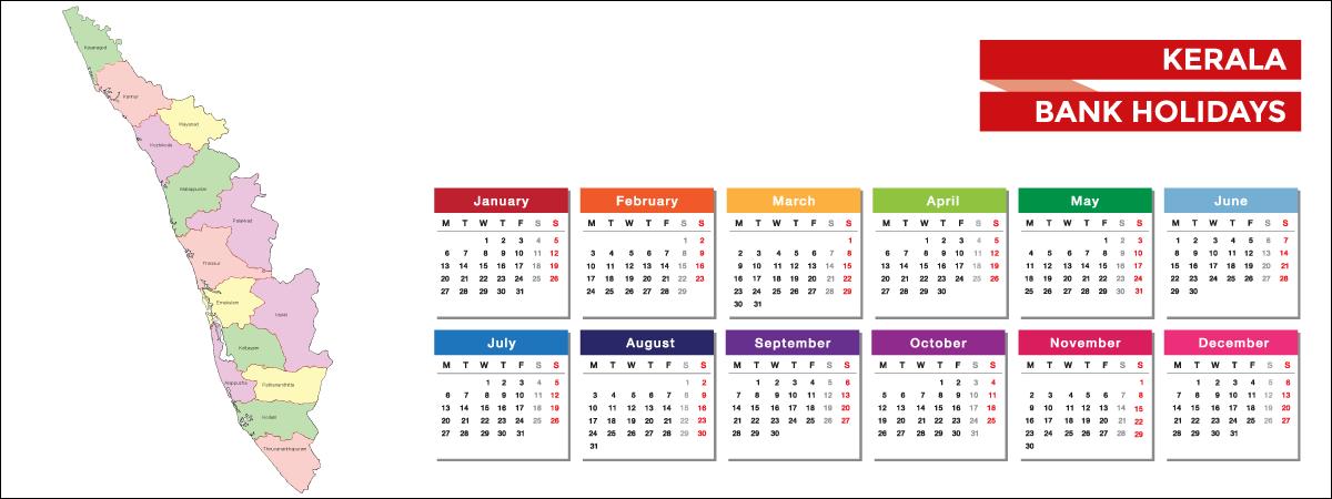 Kerala Bank Holiday List 2021 - Acko