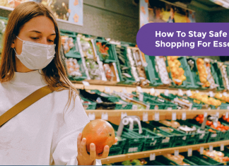 How To Stay Safe While Shopping For Essentials