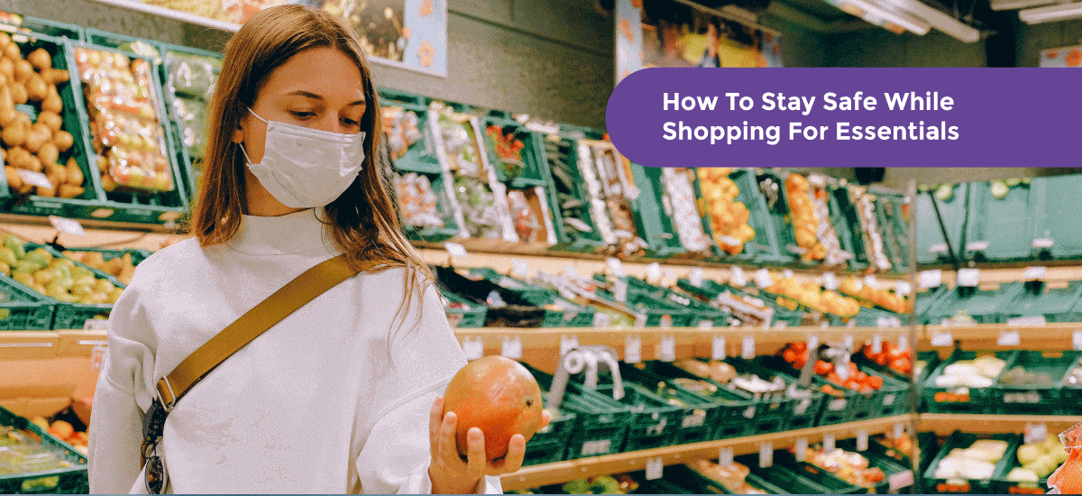 Coronavirus Tips: How To Stay Safe While Shopping For Essentials - Acko