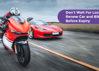 Renew Your Car and Bike Insurance Before Expiry