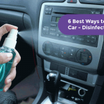 Ways to Kill Germs in Car