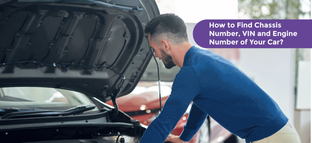 How to Find Chassis Number, VIN and Engine Number of Your Car? - Acko