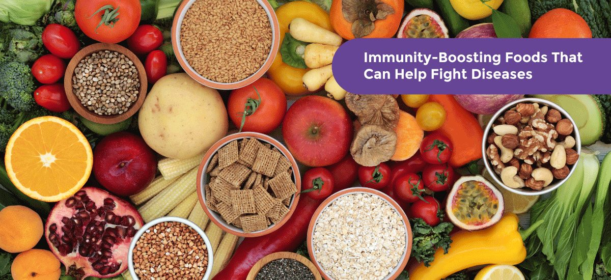 15 Everyday Immunity-Boosting Foods That Can Help Fight Diseases - Acko