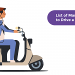 List of Mandatory Documents to Ride a Bike in India