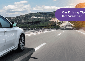 Car Driving Tips During the Hot Weather: