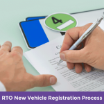 RTO New Vehicle Registration Process