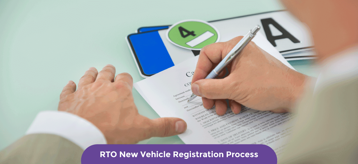 RTO New Vehicle Registration Process: Online Status, Renewal - Acko