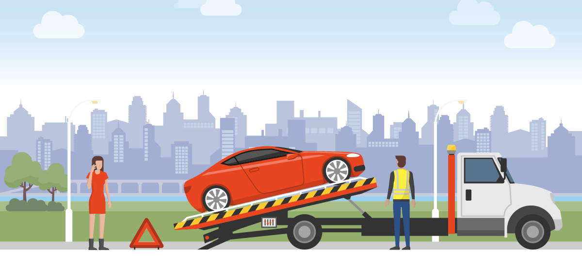 Roadside Assistance in Car Insurance – 24×7 RSA Cover Benefits - Acko