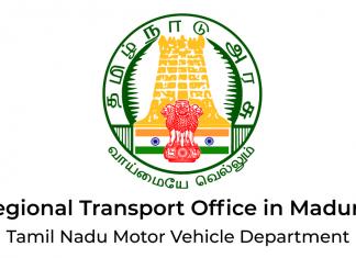 RTO Offices In Madurai