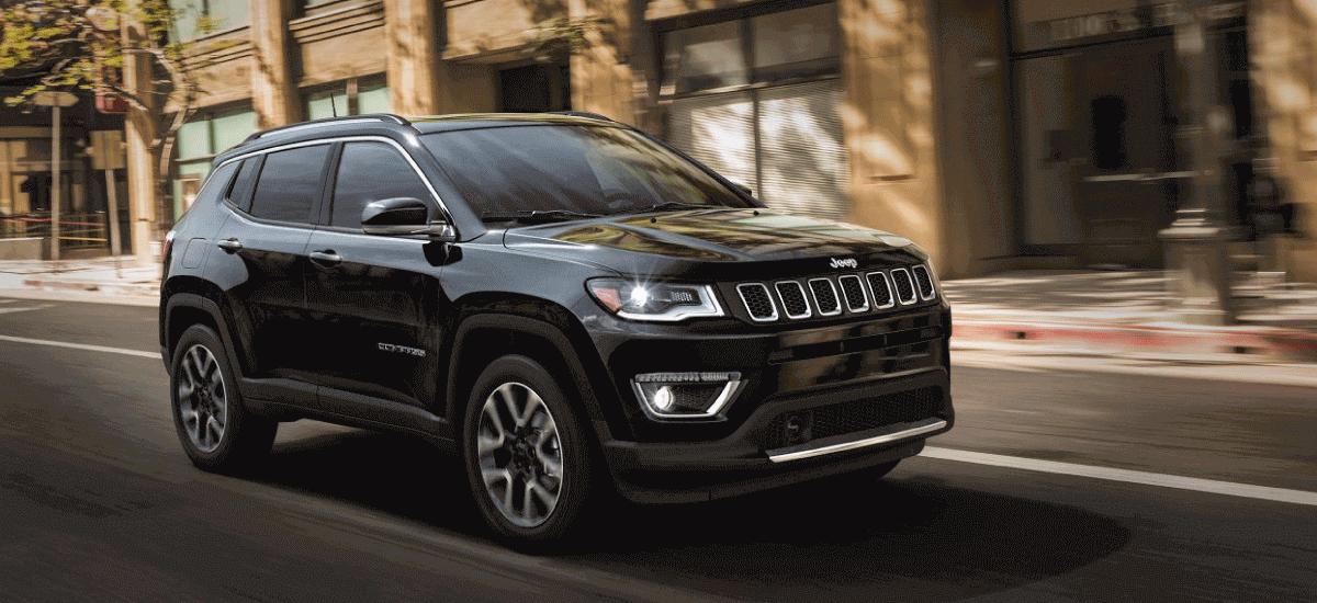 Jeep Compass Car Insurance